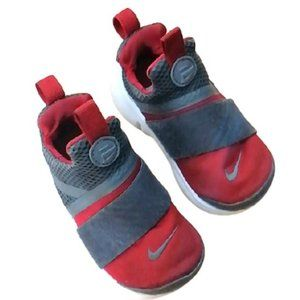 NIKE Toddler Sneakers Red Size 8C